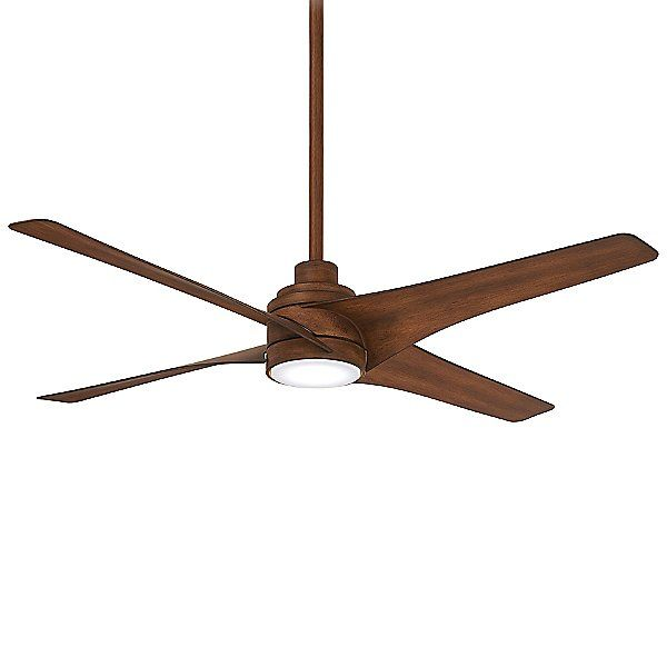Swept LED Ceiling Fan