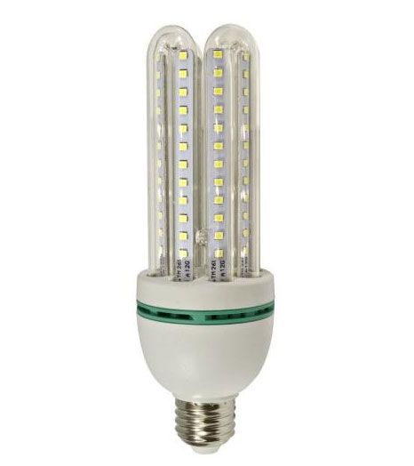 Dabmar DL-TB-LED/96/65K 7 Inch 85- 265V 16W 6500K Tubular Light E26/Medium Base Replacement Lamp