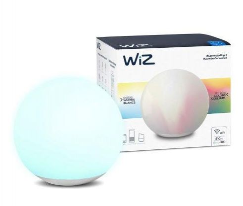 IZ611009 WiZ Spirit 7.48 Inch 12.5W LED Globe Table Lamp By WiZ-Smart-Products