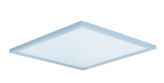 Maxim Lighting 57738WT Wafer 15 Inch 36W 3000K 1 LED Square Flush Mount