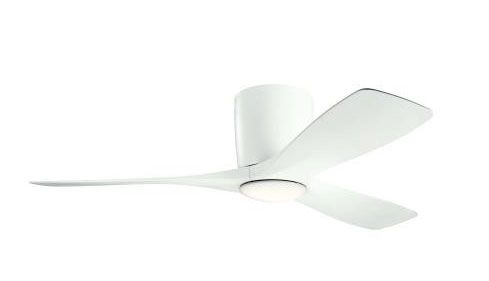Kichler Lighting 300032 Volos 48 Inch Ceiling Fan with Light Kit