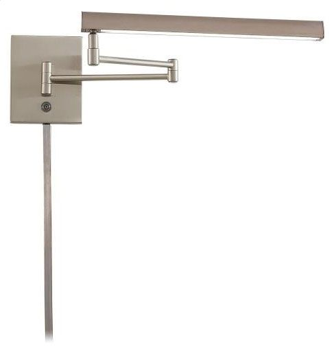 George Kovacs Lighting P266-1-084-L 13W 1 LED Swing Arm Wall Sconce