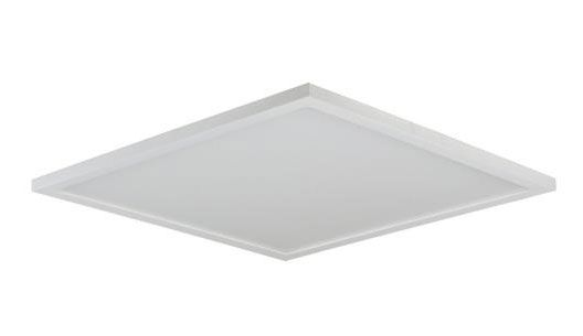 Maxim Lighting 57739WTWT Wafer 15 Inch 36W 4000K 1 LED Square Flush Mount