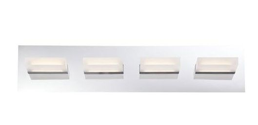 Eurofase Lighting 28021-018 Olson 24 Inch 20W 4 LED Bath Bar