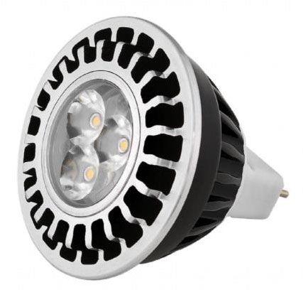 Hinkley Lighting 4W27K60 4W 2700K 60 Degree MR16 LED Replacement Lamp