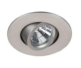WAC Lighting R2BRA-N927 Oculux 2 Inch 9W 25 degree 2700K 1 90CRI LED Round Adjustable Trim with Light Engine and New Construction/Remodel Housing