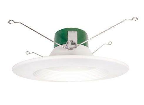 Eglo Lighting 203972A Ceiling Lights 1-Light LED Retro Fit Recessed Ceiling Light White - 3000K