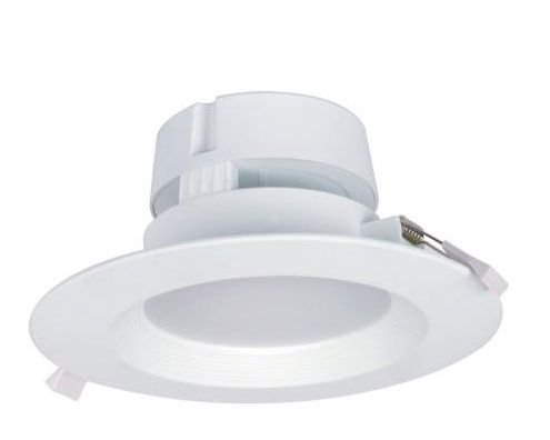 Nuvo Lighting S9026 7.44 Inch 9W 2700K LED Direct Wire Downlight