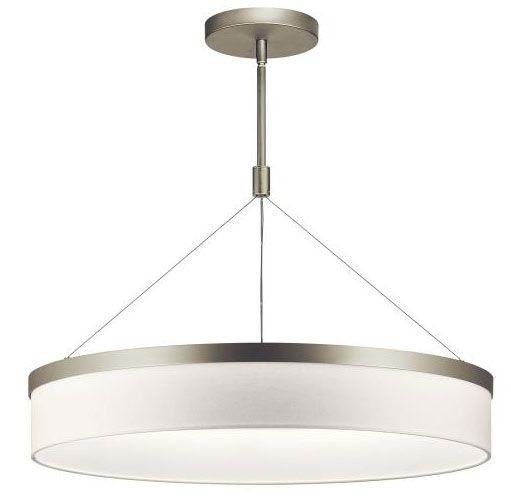 Kichler Lighting 42298 Mercel 26 Inch 38W 3 LED Round Chandelier/Pendant