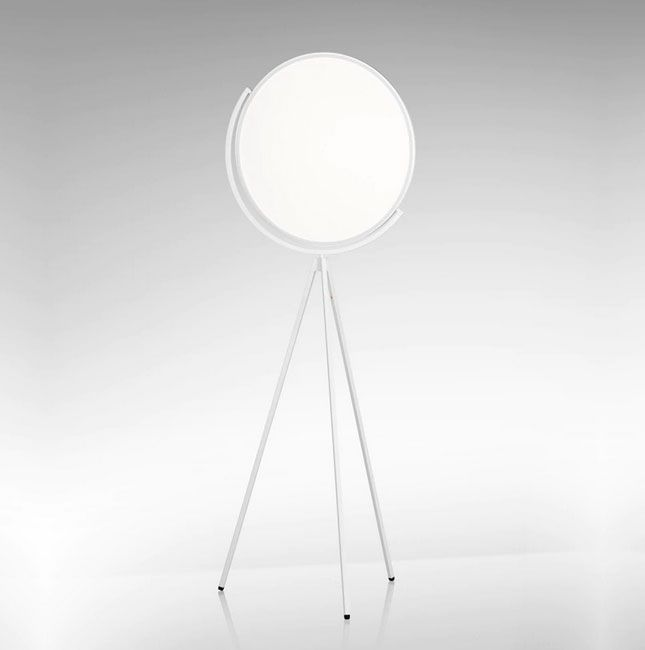 Superloon LED Floor Lamp Dimmable with Optical Sensor