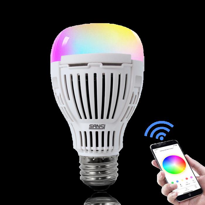 10W WI-FI LED Bulb (2-Pack)
