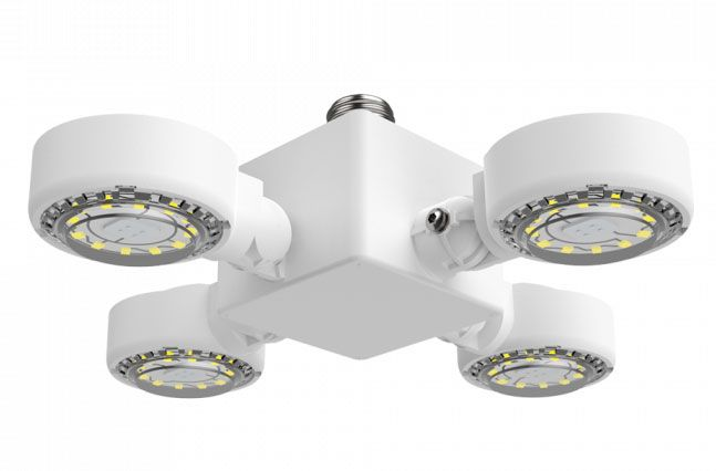 30W LED Wing Garage Light