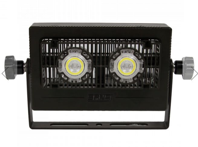 10W Daylight LED Flood Light (2-Pack)