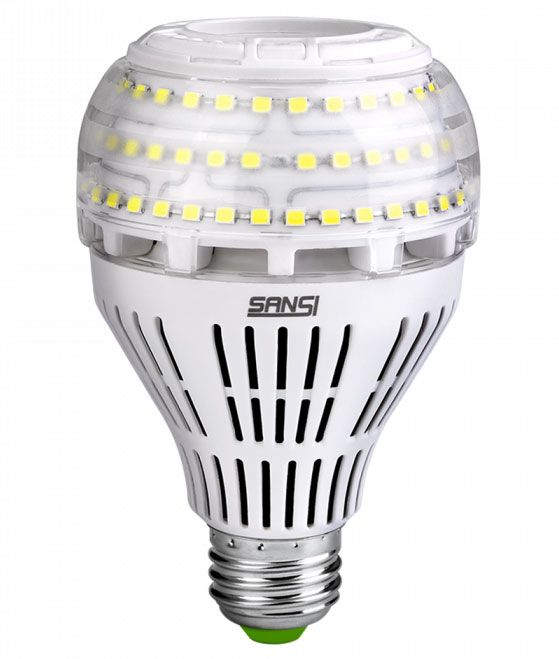27W LED Bulb (5000K, 2-Pack)