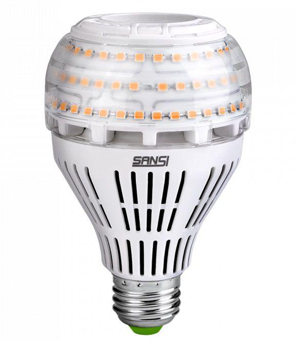27W LED Bulb (3000K, 2-Pack)