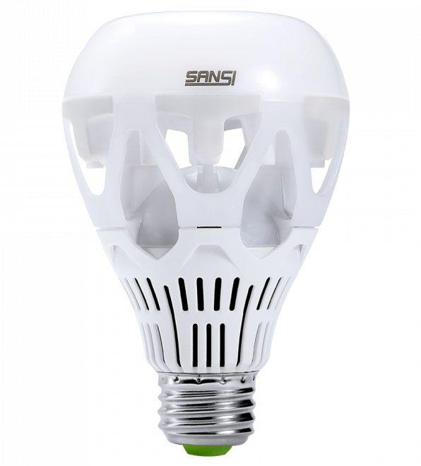 18W LED Bulb (5000K, 4-Pack)