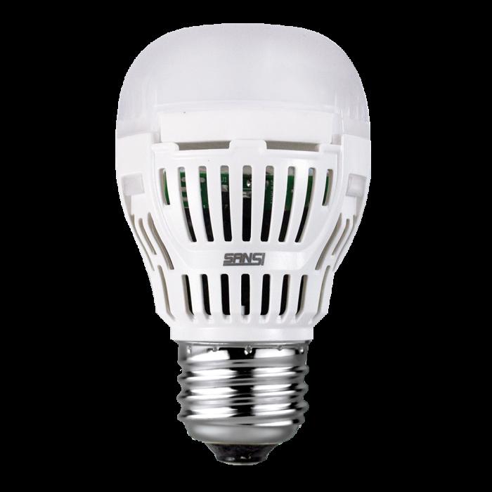 9W LED Bulb (5000K, 6-Pack)
